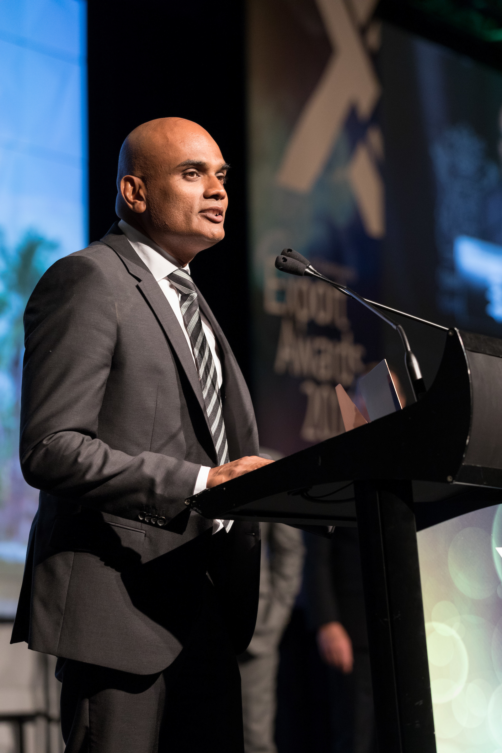 The Premier of Queensland's Export Awards - October 20, 2016: Brisbane Convention and Exhibition Centre, Brisbane, Queensland, Australia. Credit: Pat Brunet / Event Photos Australia